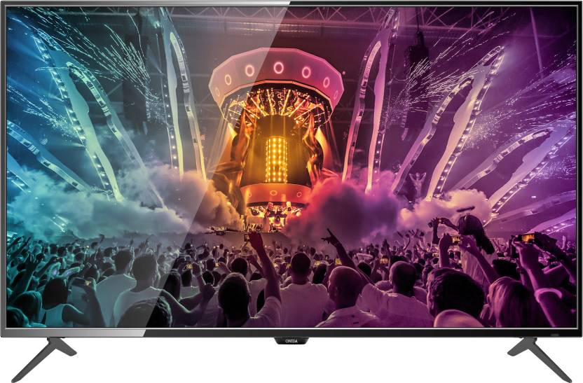 Onida 138.78cm (54.64) Ultra HD (4K) Smart LED TV