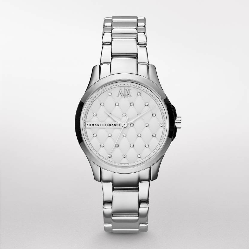 Armani Exchange AX5208 LADY HAMPT Watch - For Women - Buy Armani Exchange  AX5208 LADY HAMPT Watch - For Women AX5208 Online at Best Prices in India  ... f636319090