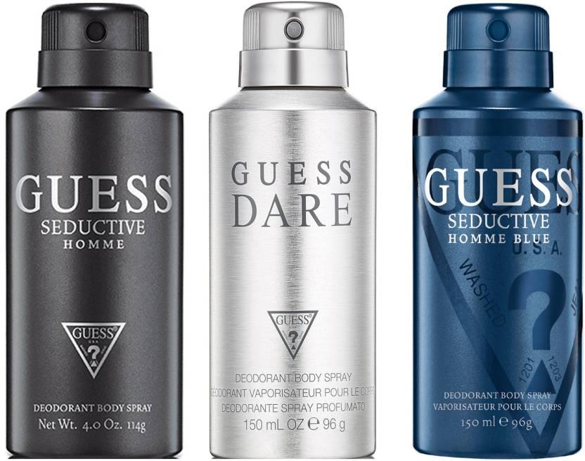 Guess Seductive Homme Seductive Homme Blue Dare Deodorant Spray