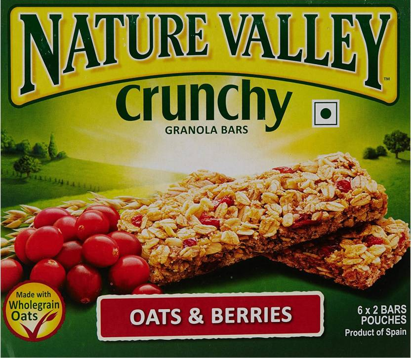 Nature Valley Crunchy Energy Bars Price in India - Buy