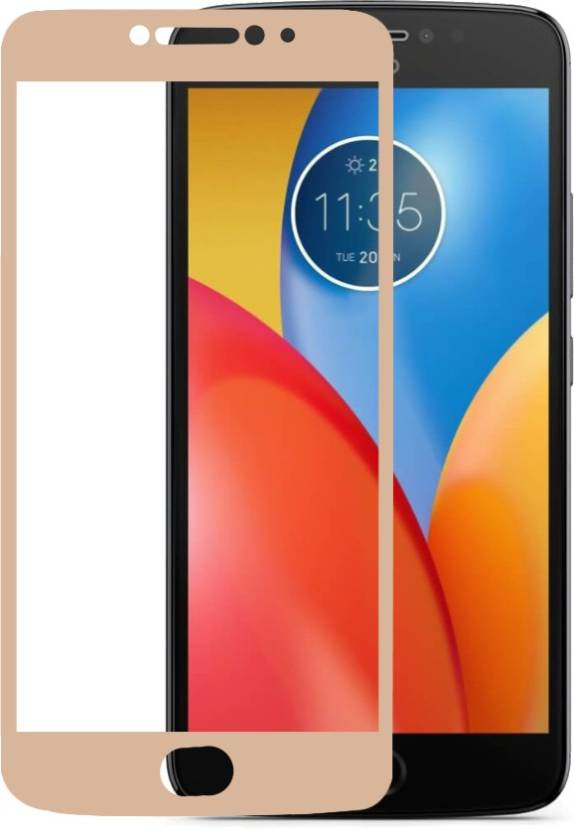 Flipkart SmartBuy Tempered Glass Guard for Motorola Moto E4 Plus