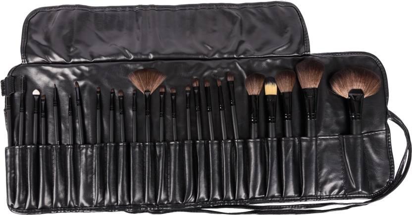 8dd675cda450 Dream Maker 24 Piece Makeup Brush Set (Black) - Price in India