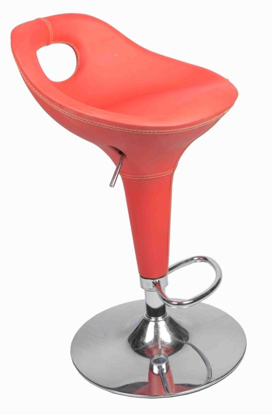 Ventura Metal Bar Chair Finish Color   Red