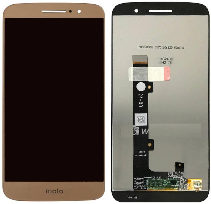 Furious3D MOTOROLA MOTO M DISPLAY/FOLDER (GOLD) IPS LCD