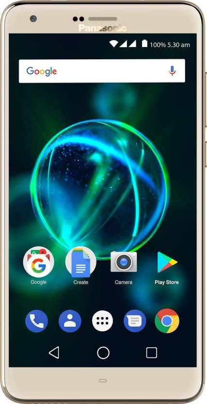 Panasonic P55 Max (Champagne Gold, 16 GB)