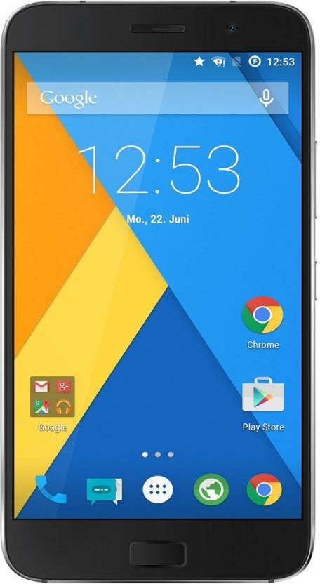 Lenovo ZUK Z1 (Space Grey, 64 GB)(3 GB RAM)