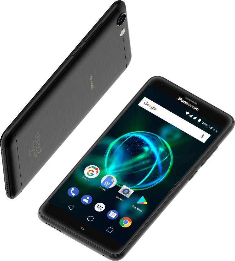 Panasonic P55 Max (Matte Black, 16 GB)