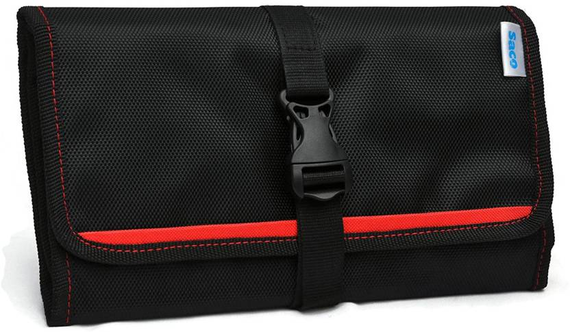 Saco Gadget Organizer Bag Black - Price in India  f18ad108e635b