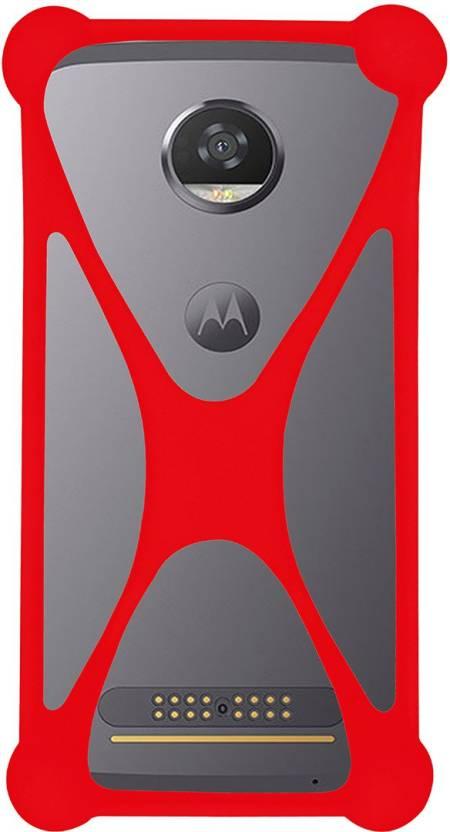 sneakers for cheap f24b7 309c9 Casotec Bumper Case for Motorola Moto Z2 Play - Casotec : Flipkart.com