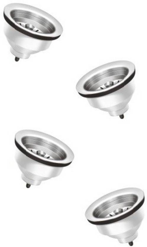 Nirali Kitchen Sink Plastic Pop Up Strainer Price In India