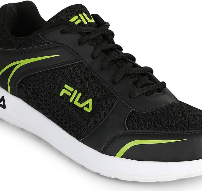 Fila WADE Running Shoes(Black)