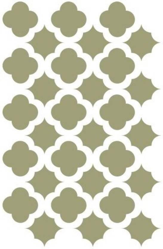 J BOUTIQUE STENCILS Moroccan Trellis Tile Template For Crafting Diy ...