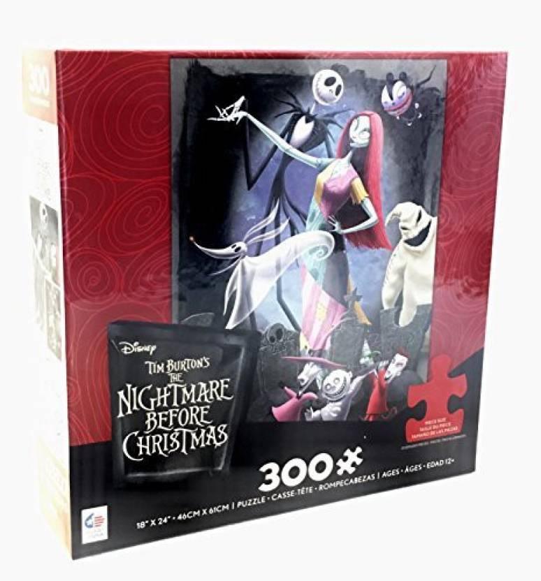 ceaco disneys nightmare before christmas puzzle halloween party puzzle