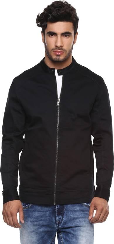 93256fb59ef Mufti Full Sleeve Solid Men NA Jacket - Buy Mufti Full Sleeve Solid Men NA  Jacket Online at Best Prices in India | Flipkart.com