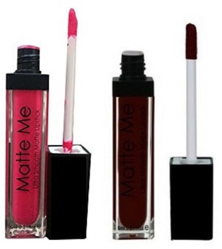 New Genuine LEGO Two Dark Pink Lipsticks Accessory