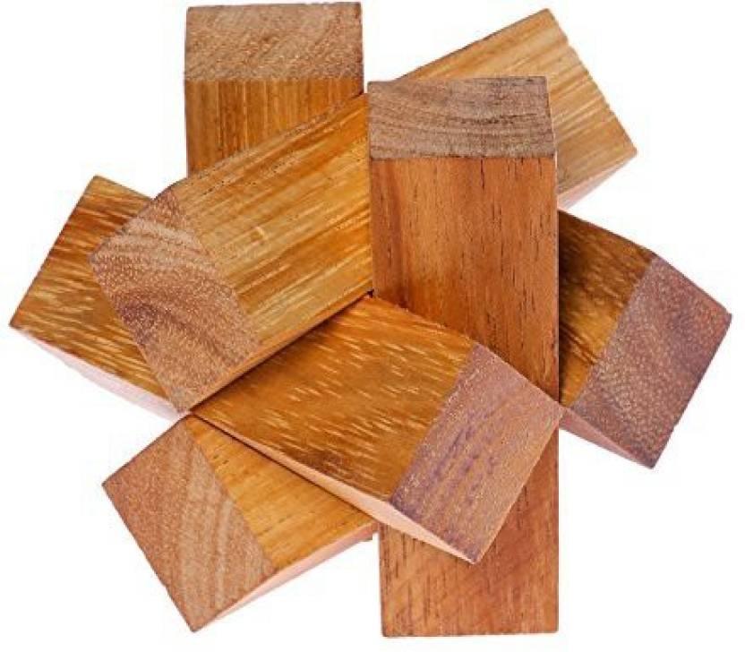 Skthailand Lumberjeck Interlocking Puzzle Of Woods A