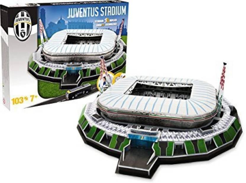 Nanostad Juventus Stadium 3D Puzzle - Juventus Stadium 3D Puzzle ... 65118b8b912