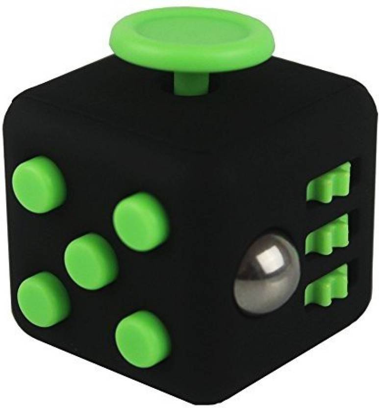 Xd Funstuff Fidget Toys Cube Relieves Stress, Anxiety