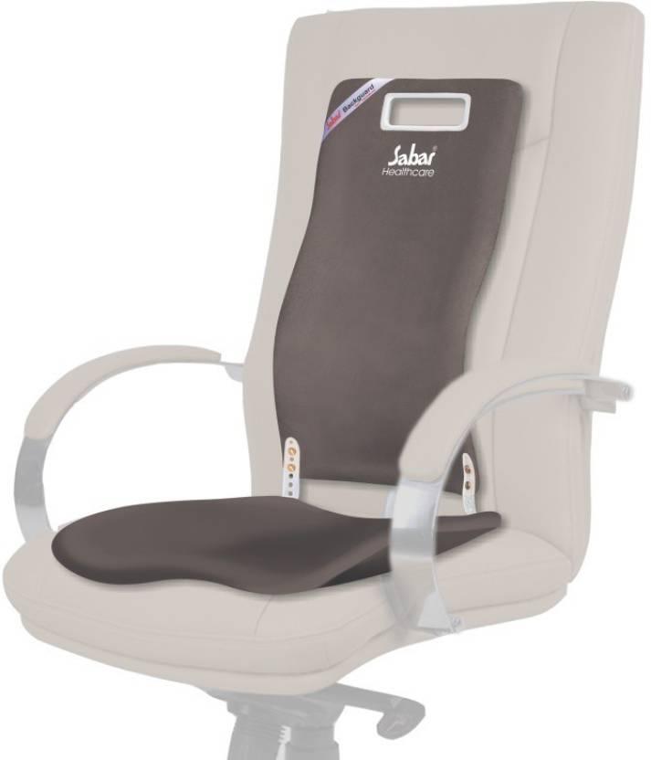 Sabar Orthopedic Ergonomic Backrest Lumbar Support Seat Backguard 3090xc Back Rest For