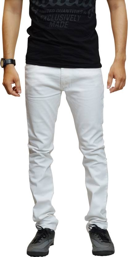 02ac5e2b353 Halogen Skinny Men s White Jeans - Buy Halogen Skinny Men s White ...