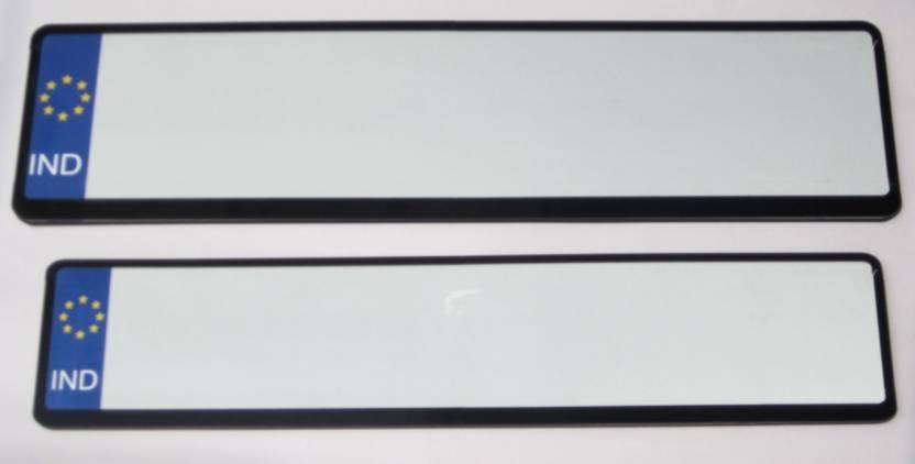 Stymarko Car Designer Number Plate 2 Car Number Plate Price