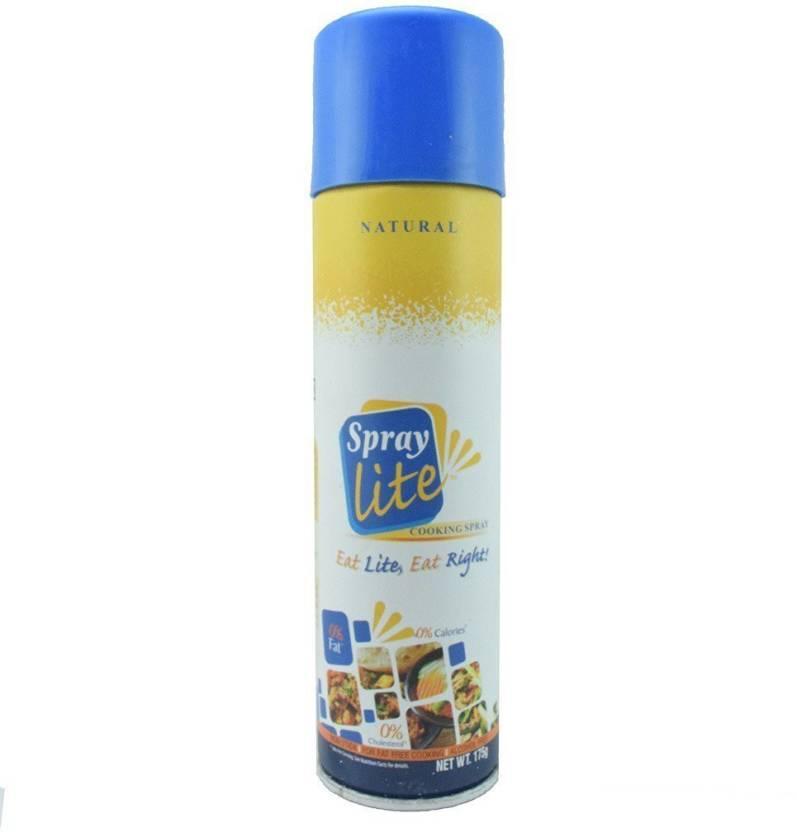 Spray Lite Natural Flavour Baking Non Sticky Sprays Liquid