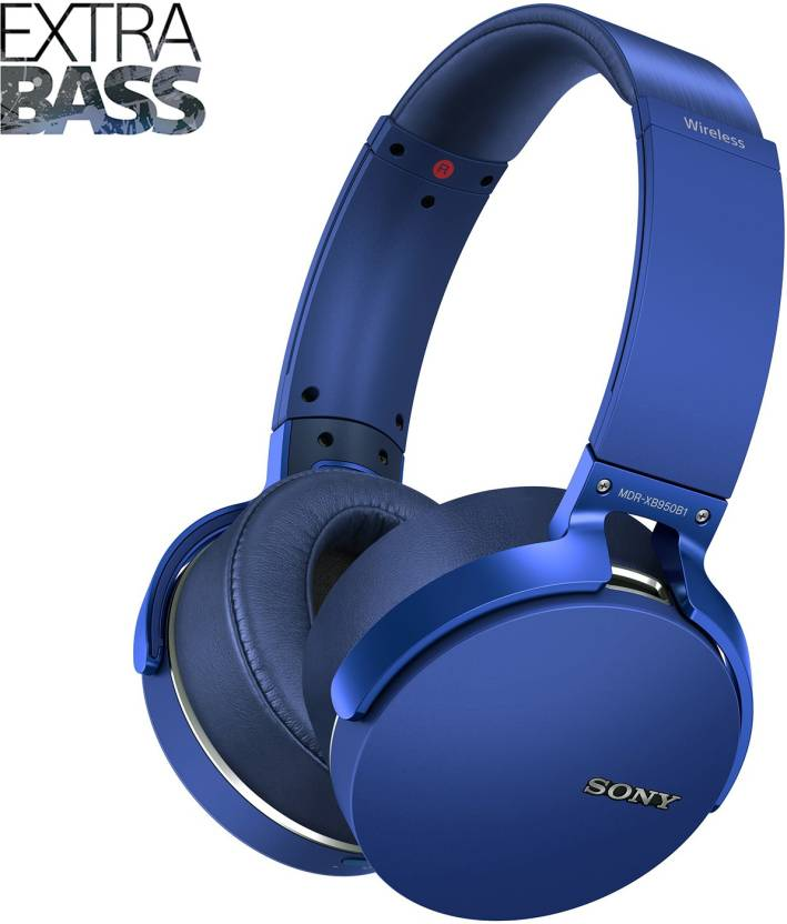 Sony Mdr Xb950b1 Wireless Headset With Mic Price In India
