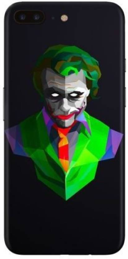 fd9517c1f6373 GadGets Wrap G-1440 Batman Joker skin for front back of One Plus 5 Mobile  Skin (Multicolor)