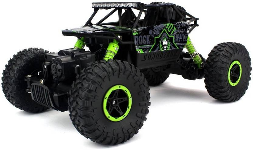 695a1a532c5c ODDEVEN Remote Controlled Rock Through RC Monster Truck