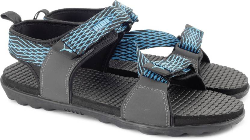 4365ff284f6fd0 Puma Men Puma Black-Dark Shadow-Blue Atoll Sports Sandals - Buy Puma Black-Dark  Shadow-Blue Atoll Color Puma Men Puma Black-Dark Shadow-Blue Atoll Sports  ...