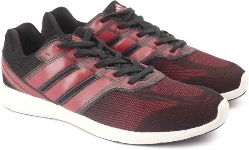 sale retailer f843e 2ccb9 ADIDAS ADI PACER ELITE M Running Shoes For Men (Black)