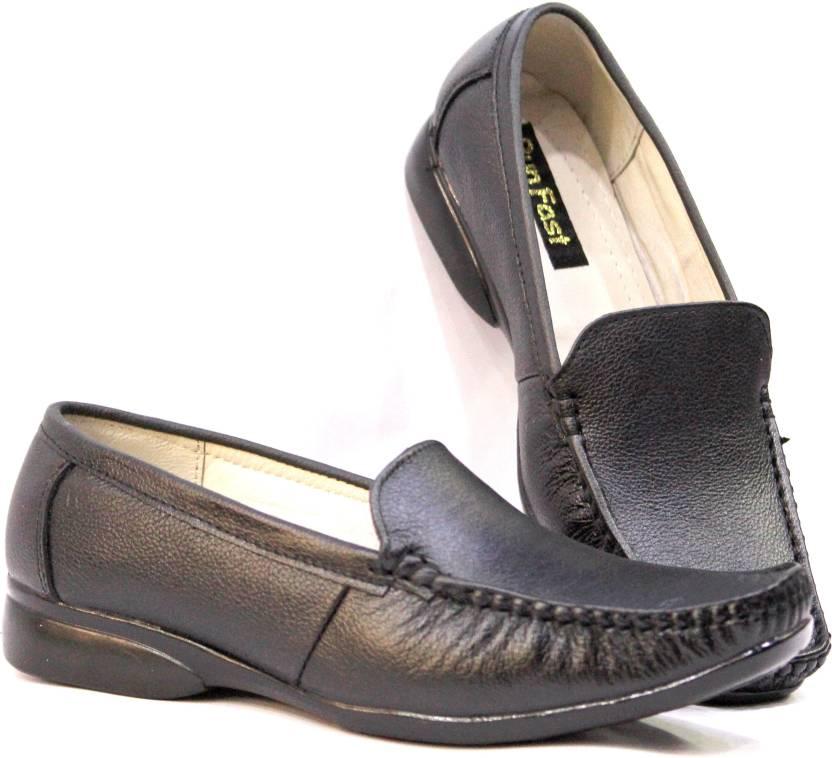 fefb02b386 Black Coffer Styilish Black Formal/Semi Formal Loafer Shoes for men Loafers  For Men (Black)