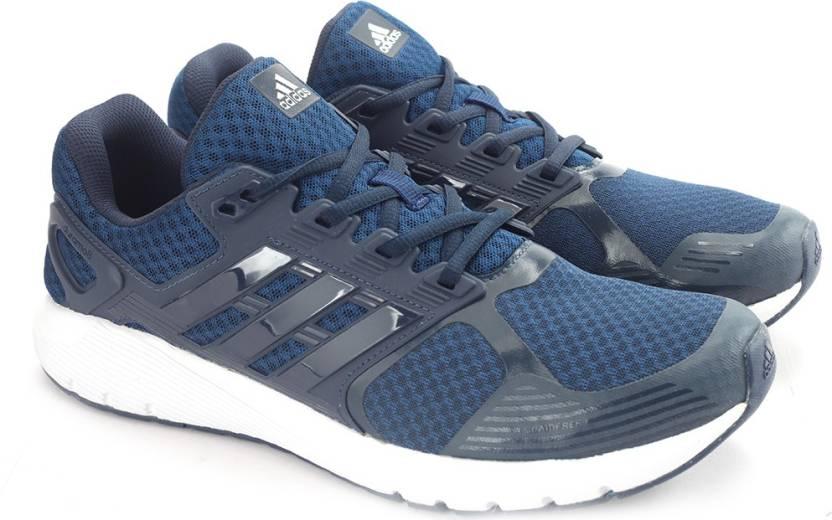online store 3d6f0 7e719 ADIDAS DURAMO 8 M Running Shoes For Men (Blue)