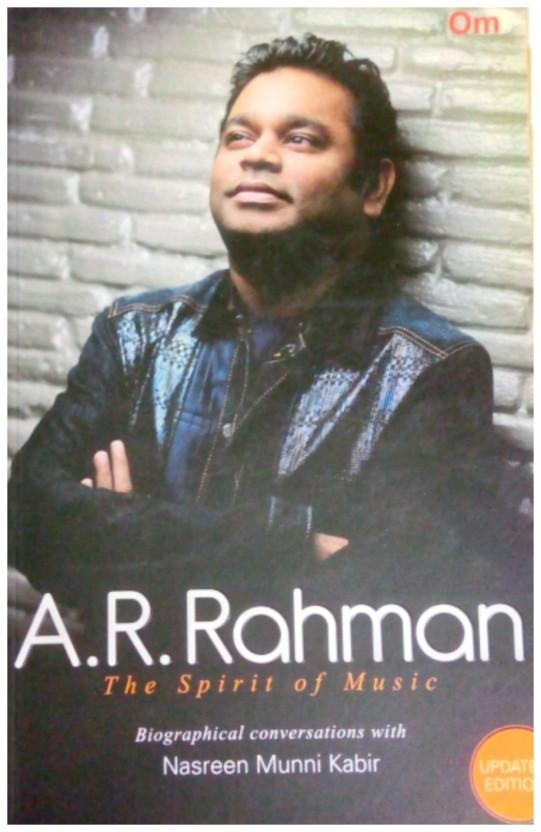 Ar Rahman The Spirit Of Music Book