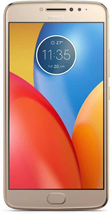 Moto E4 Plus (Fine Gold, 32 GB)(3 GB RAM)