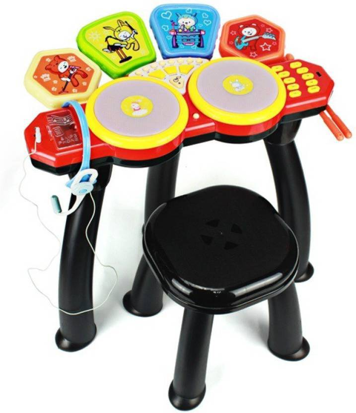 Be you own label Bright star head jazz drum beat set with