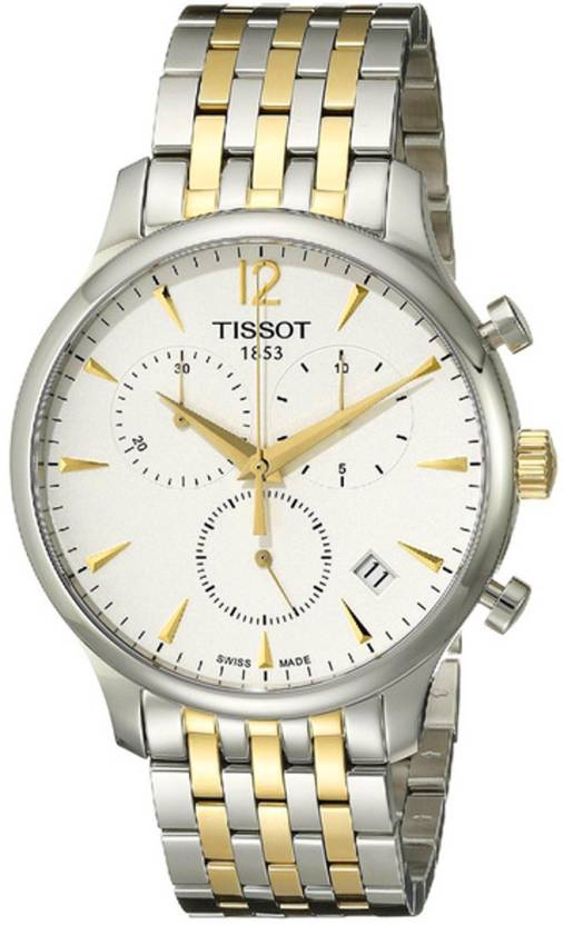 Tissot T0636172203700 T Classic Tradition Watch - For Men - Buy
