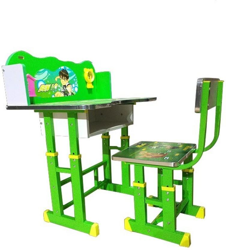 Lakdi Study Kids Desk U0026 Chair Set By Lakdi   The Furniture Company  Engineered Wood Desk