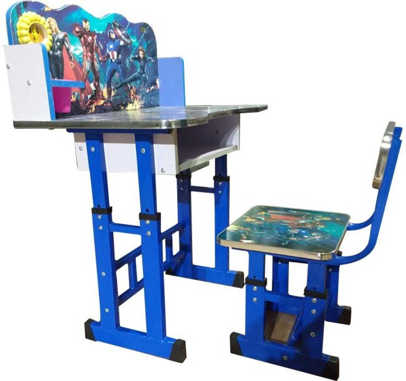 Lakdi Movers Avengers School Study Set By The Furniture Company Engineered Wood Desk Chair
