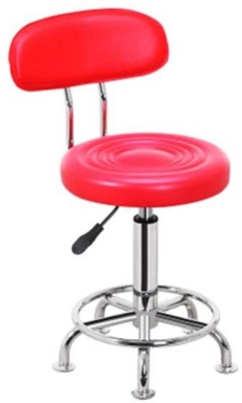Lakdi Medical Mobile Doctoru0027s Stools U0026 Office Student Computer PU Leather  Metal Bar Stool Chair (