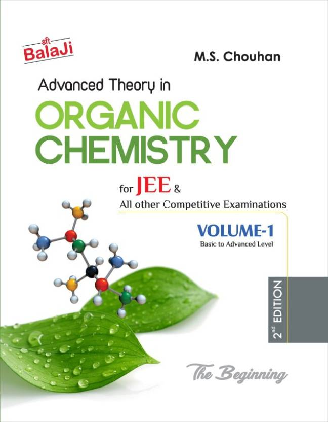 ADVANCE THEORY IN ORGANIC CHEMISTRY FOR JEE AND ALL OTHER