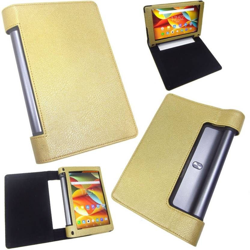hot sales e973d 6a857 Gizmofreaks Flip Cover for Lenovo Yoga Tab 3 8 inch