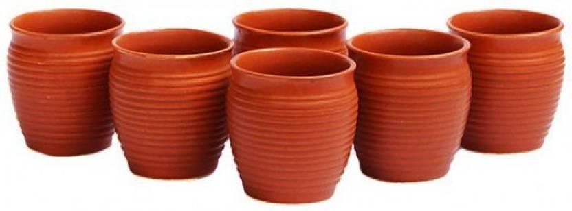mivera Tea Kullar,Coffee Kulhar,Milk kullar Ceramic Price in India ...