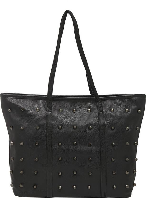 1e22ceb8b9c Buy Satchel Bags Shoulder Bag Black-02 Online   Best Price in India ...