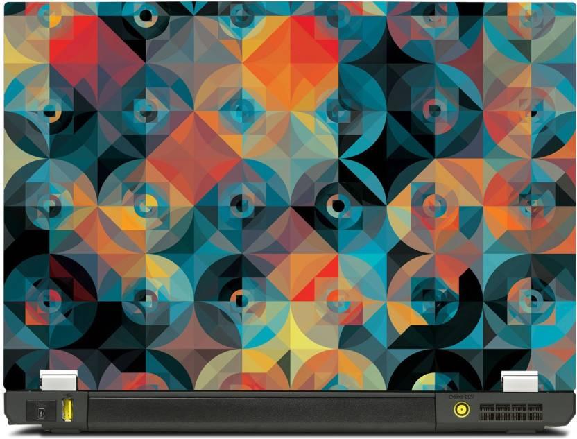 Postermart Geometric Patterns Laptop Skin Type 55 High