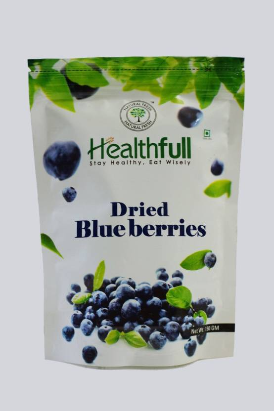 Healthfull Dried Blueberry Price in India - Buy Healthfull
