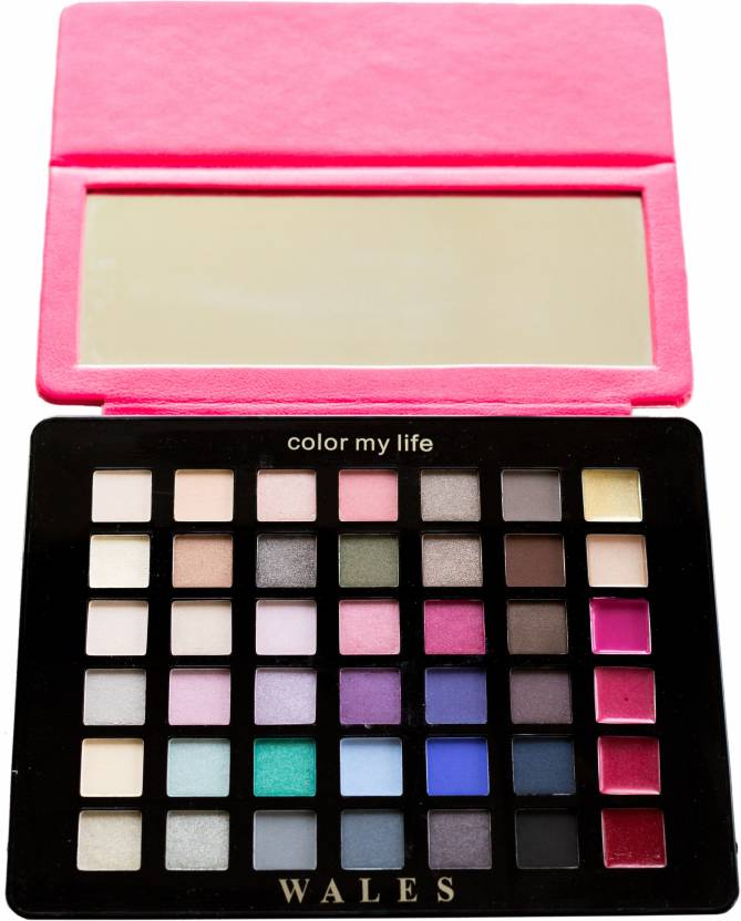 Make up for life Professional Wales Eye Shadow Make-up Kit (Pack of 42)