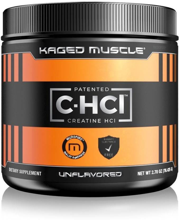 KAGED MUSCLE C HCl Creatine