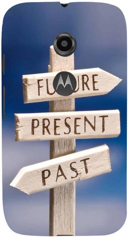 Printvisa Ultra Back Cover for Motorola Moto E (2nd Gen) 4G