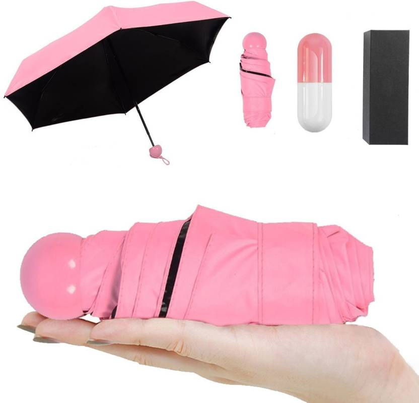 d5aff5e95def Kraptick 5 Folding Compact Pocket Umbrella